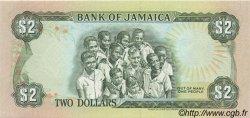 2 Dollars JAMAÏQUE  1990 P.69d NEUF