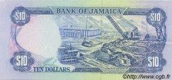 10 Dollars JAMAÏQUE  1991 P.71d SPL+