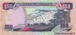 50 Dollars JAMAÏQUE  2002 P.73d pr.NEUF