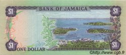 1 Dollar JAMAÏQUE  1978 P.CS03a NEUF