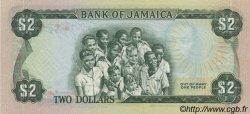 2 Dollars JAMAÏQUE  1978 P.CS03b NEUF