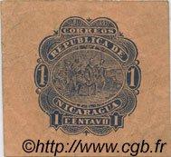1 Centavo NICARAGUA  1892 P.-- SUP