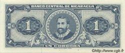 1 Cordoba NICARAGUA  1968 P.115 NEUF