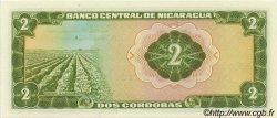 2 Cordobas NICARAGUA  1972 P.121 NEUF