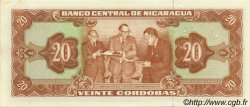 20 Cordobas NICARAGUA  1978 P.129 NEUF