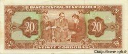 20 Cordobas NICARAGUA  1978 P.129 SPL
