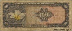 100 Cordobas NICARAGUA  1979 P.132 B+