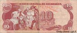 10 Cordobas NICARAGUA  1979 P.134 TTB+