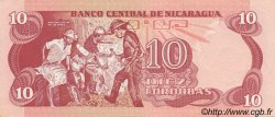 10 Cordobas NICARAGUA  1979 P.134 NEUF