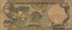 100 Cordobas NICARAGUA  1979 P.137 B