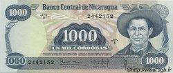1000 Cordobas NICARAGUA  1979 P.139 pr.NEUF