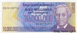 10000000 Cordobas NICARAGUA  1990 P.166 NEUF