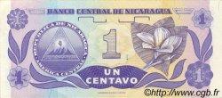 1 Centavo NICARAGUA  1991 P.167 SPL