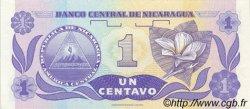 1 Centavo NICARAGUA  1991 P.167 NEUF