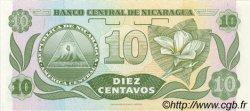 10 Centavos NICARAGUA  1991 P.169a NEUF