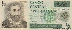 1/2 Cordoba NICARAGUA  1991 P.171 NEUF