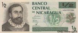 1/2 Cordoba NICARAGUA  1992 P.172 NEUF