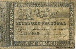 1 Peso PARAGUAY  1860 P.011 B