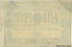 10 Pesos PARAGUAY  1865 P.026 SUP