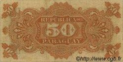 50 Centavos PARAGUAY  1894 P.087 TTB