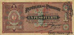 1 Peso PARAGUAY  1894 P.088 TTB+
