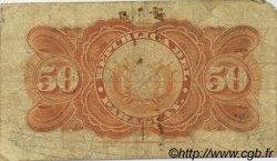 50 Centavos PARAGUAY  1903 P.105a pr.TB