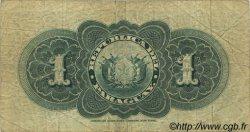 1 Peso PARAGUAY  1903 P.106b pr.TB