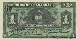 1 Peso PARAGUAY  1903 P.106b SUP+