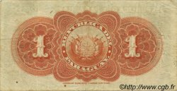 1 Peso PARAGUAY  1907 P.116 TTB