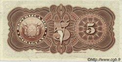 5 Pesos PARAGUAY  1907 P.118 SPL