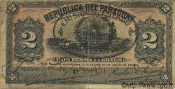 2 Pesos PARAGUAY  1912 P.125 TB