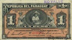 1 Peso PARAGUAY  1916 P.138 TTB