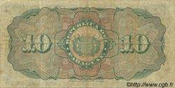 10 Pesos PARAGUAY  1923 P.150 TB