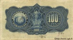 100 Pesos PARAGUAY  1923 P.152 TTB