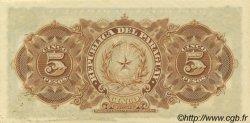 5 Pesos PARAGUAY  1907 P.156 pr.NEUF