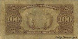 100 Pesos PARAGUAY  1923 P.167