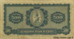 500 Pesos PARAGUAY  1923 P.169 pr.TTB
