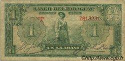 1 Guarani PARAGUAY  1943 P.178 TB