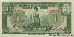 1 Guarani PARAGUAY  1943 P.178 SUP