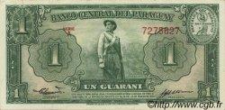 1 Guarani PARAGUAY  1952 P.185a SUP