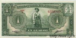 1 Guarani PARAGUAY  1952 P.185a SPL
