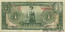 1 Guarani PARAGUAY  1952 P.185b TTB