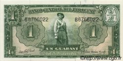 1 Guarani PARAGUAY  1952 P.185c NEUF