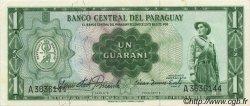 1 Guarani PARAGUAY  1963 P.192 pr.NEUF