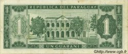 1 Guarani PARAGUAY  1963 P.193b TTB
