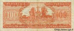 100 Guaranies PARAGUAY  1963 P.199b TB+