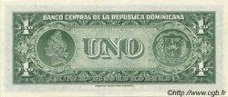 1 Peso RÉPUBLIQUE DOMINICAINE  1947 P.060a SPL