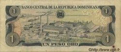 1 Peso Oro RÉPUBLIQUE DOMINICAINE  1978 P.116a TTB