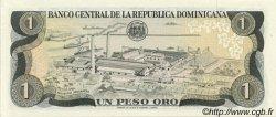 1 Peso Oro RÉPUBLIQUE DOMINICAINE  1981 P.117a NEUF