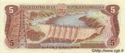5 Pesos Oro RÉPUBLIQUE DOMINICAINE  1988 P.118c SPL